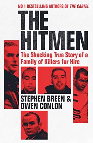 The Hitmen By Stephen Breen