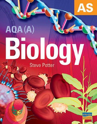 AS AQA (A) Biology By Steve Potter