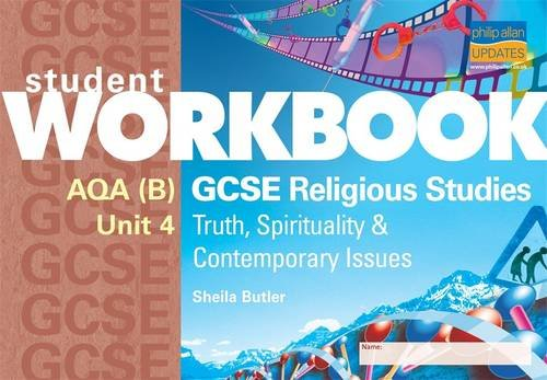 AQA B GCSE Religious Studies By Sheila Butler