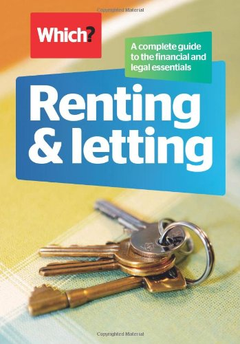 Renting and Letting: 2013 by Kate Faulkner