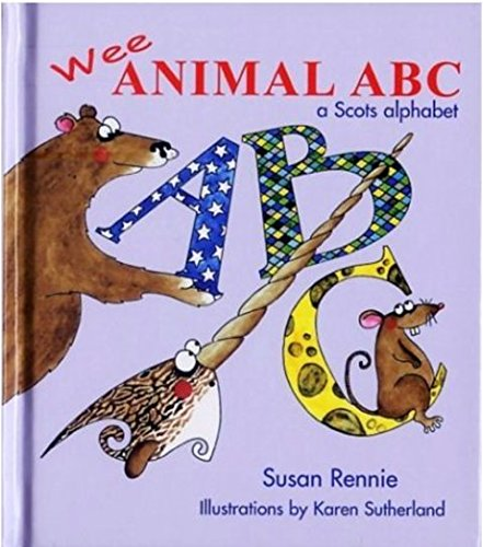 Wee Animal ABC By Susan Rennie