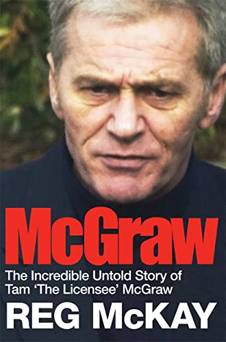 McGraw By Reg McKay