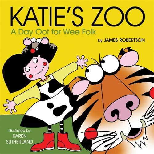 Katie's Zoo By James Robertson