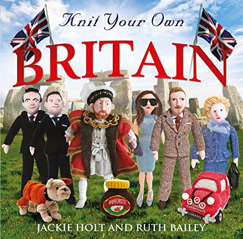 Knit Your Own Britain By Jackie Holt