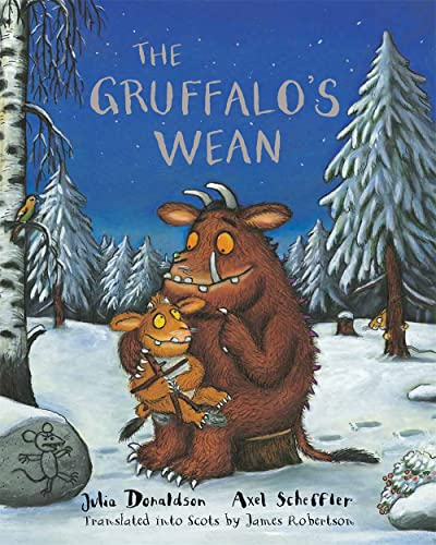 The Gruffalo's Wean By Julia Donaldson