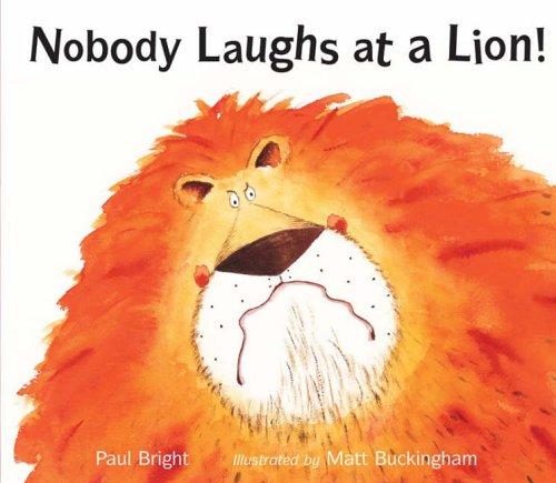 Nobody-Laughs-at-a-Lion-by-Buckingham-Matt-1845061063-FREE-Shipping