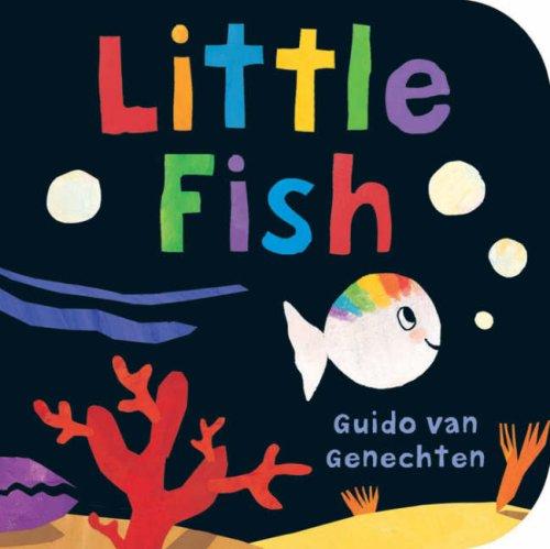 Little Fish By Guido van Genechten