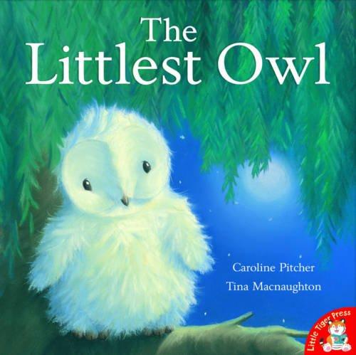 The Littlest Owl by Caroline Pitcher