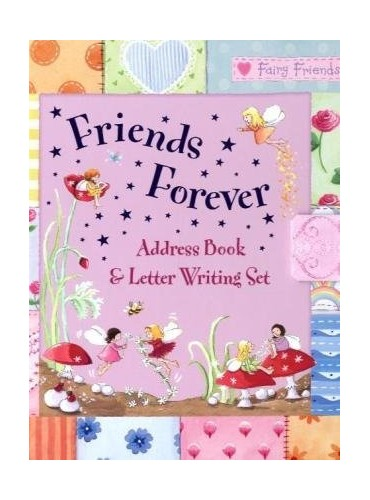 Friends Forever: Address Book and Letter Writing Set by Gail Yerrill