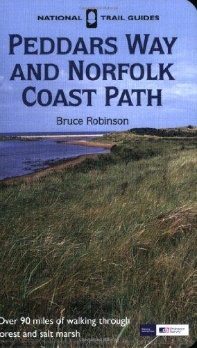 Peddars Way and Norfolk Coast Path By Bruce Robinson