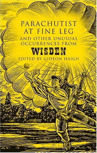 Parachutist at Fine Leg By Gideon Haigh