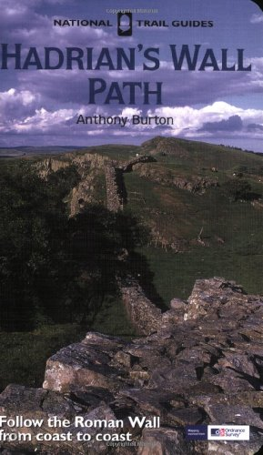 Hadrian's Wall Path by Anthony Burton