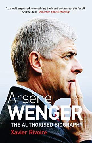 Arsene Wenger By Xavier Rivoire