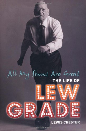 All My Shows Are Great By Lewis Chester