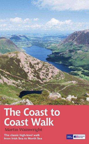 Coast to Coast Walk By Martin Wainwright