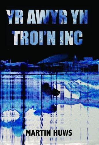 Awyr yn Troi'n Inc, Yr By Martin Huws