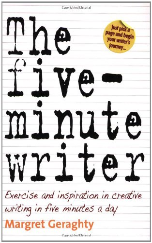 The Five-minute Writer By Margret Geraghty