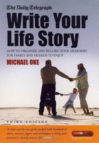 Write Your Life Story By Michael Oke