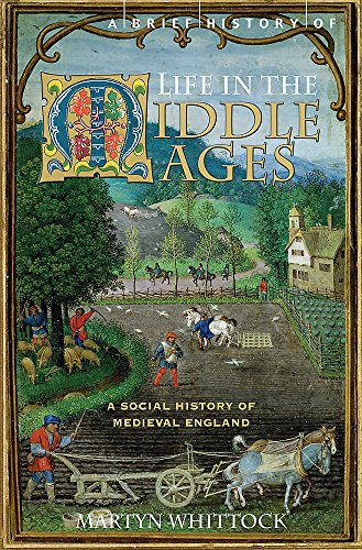 A Brief History of Life in the Middle Ages by Martyn J. Whittock