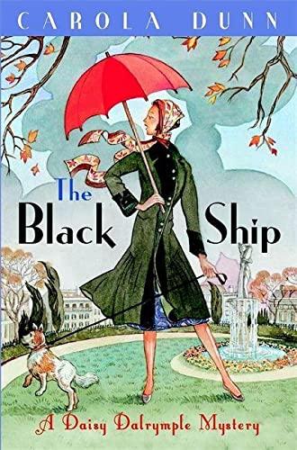 The Black Ship By Carola Dunn