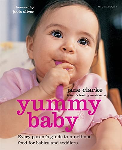 Yummy Baby By Jane Clarke