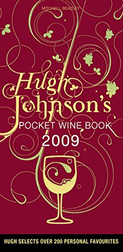 Hugh Johnson's Pocket Wine Book 2009 By Hugh Johnson