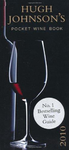 Hugh Johnson's Pocket Wine Book 2010 By Hugh Johnson
