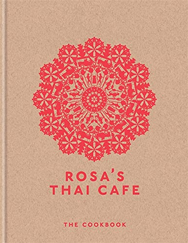 Rosa's Thai Cafe By Saiphin Moore