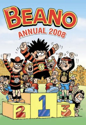 The Beano Annual 2008 by Unknown Author
