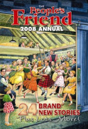 The People's Friend Annual By D C Thomson D C Thomson