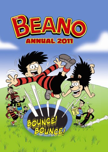 Beano Annual By Created by D C Thomson & Co