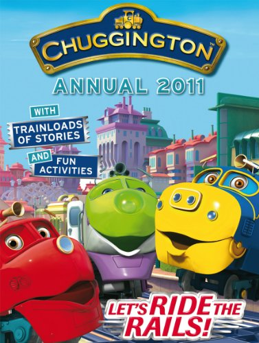 Chuggington Annual 2011 By Unknown