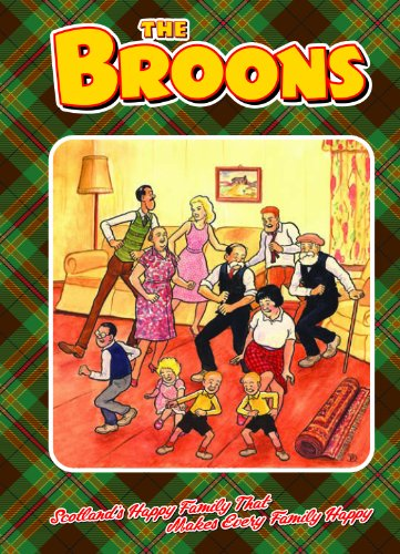 Broons Annual: 2012 by