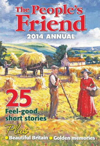 People's Friend Annual 2014 By D C Thomson