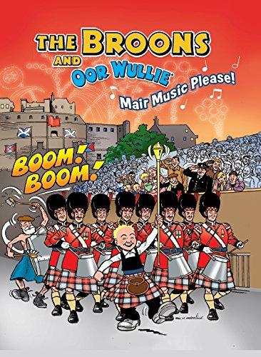 Broons and Oor Wullie Giftbook 2014