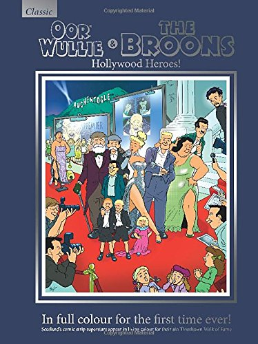 Oor Wullie & The Broons (Annuals 2015)