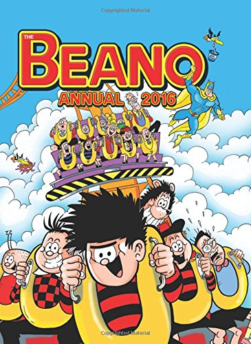 Beano Annual By DC Thomson Co Ltd