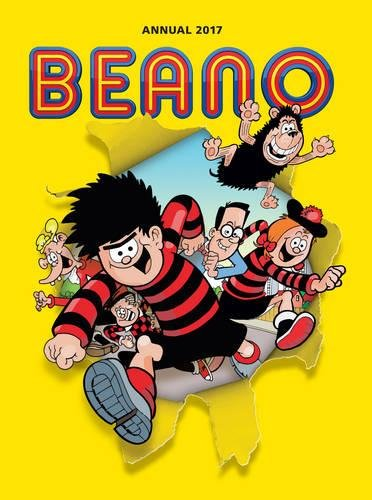 The Beano Annual 2017 (Annuals 2017) By Parragon Books Ltd