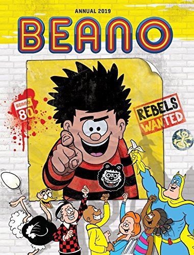 Beano Annual 2019 (Annuals 2019) By DC Thompson