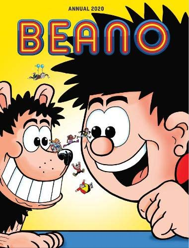 Beano Annual By D. C. Thomson Media