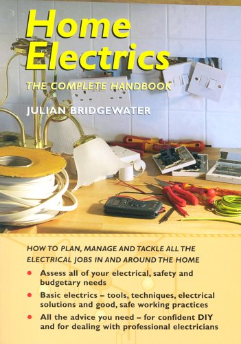 Home Electrics By Julian Bridgewater