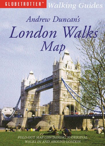 Andrew Duncan's London Walks Map By Andrew Duncan
