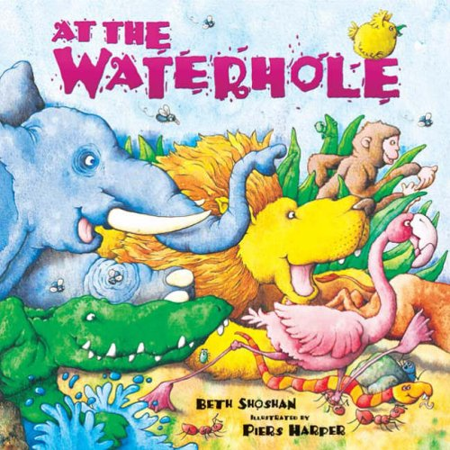 At the Waterhole By Beth Shoshan
