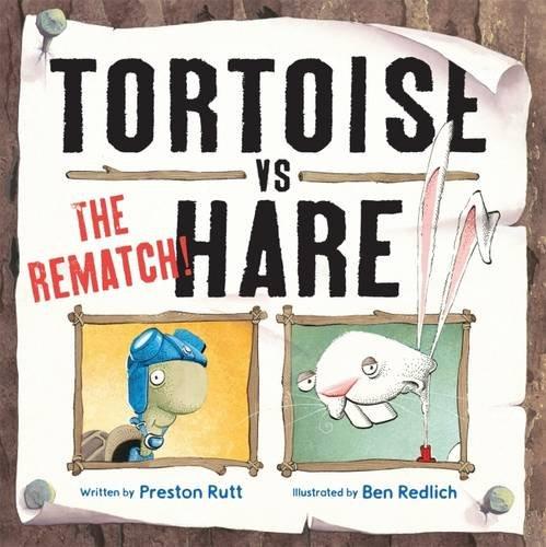 Tortoise v Hare: The Rematch by Preston Rutt