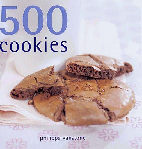 500 Cookies By Philippa Vanstone