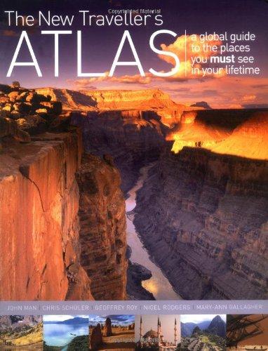 The New Traveller's Atlas By Chris Schuler