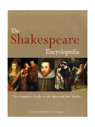 The Shakespeare Encyclopedia By Tony Cousins