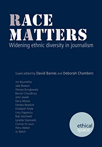 Race Matters By David Baines