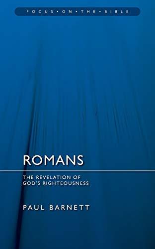 Romans By Paul Barnett