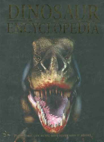 Dinosaur Encyclopedia By Igloo